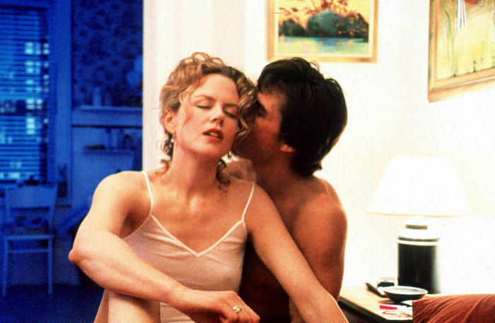Eyes Wide Shut Tom Cruise Nicole Kidman