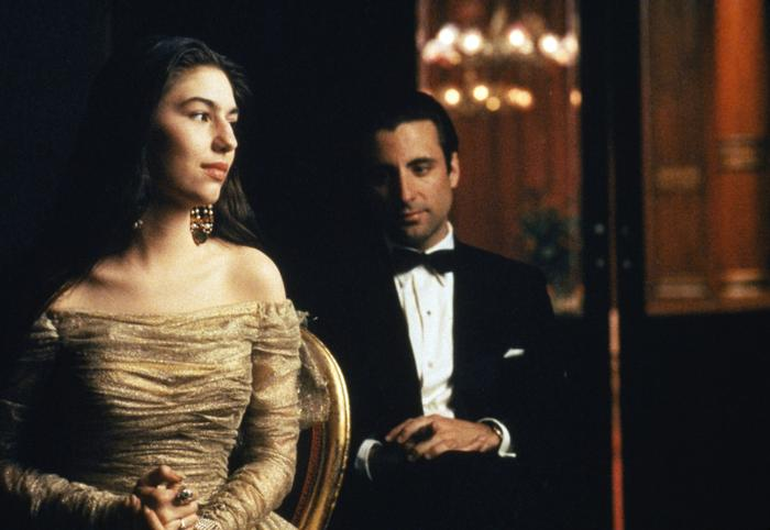 The Godfather Part III, Mary Sofia Coppola, Vincent Andy Garcia