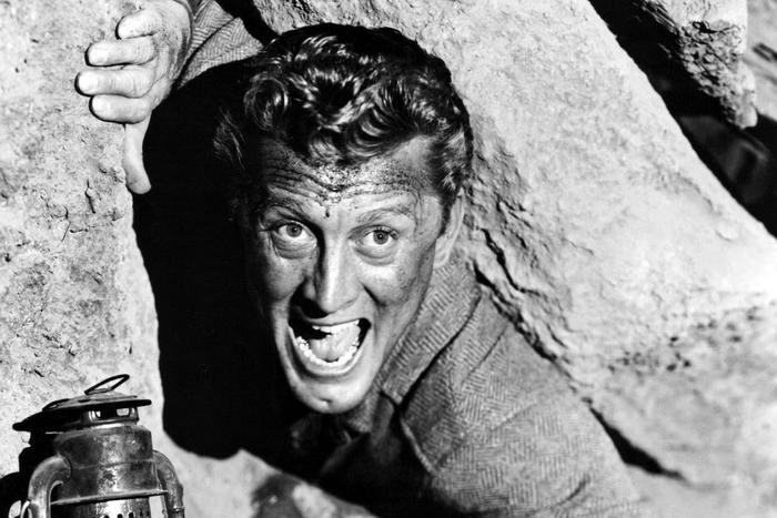 Kirk Douglas, Ace in the Hole