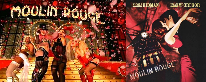 Moulin Rouge and Lady Marmalade
