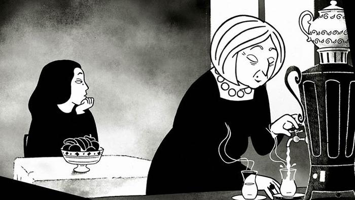 Persepolis Depicts A World In Which The Personal Is Always Political Movie News Sbs Movies