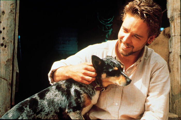 The Silver Brumby, Russell Crowe