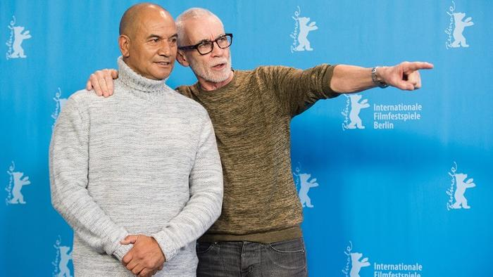 Temuera Morrison, Lee Tamahori, Mahana, 2016 Berlin International Film Festival