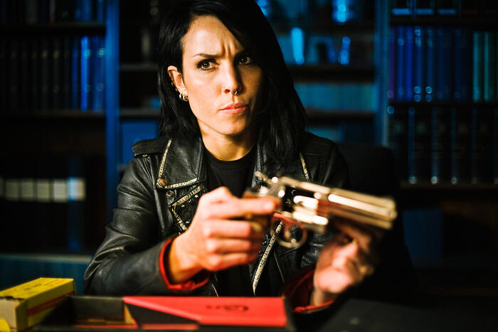 Noomi Rapace, The Girl Who Played With Fire