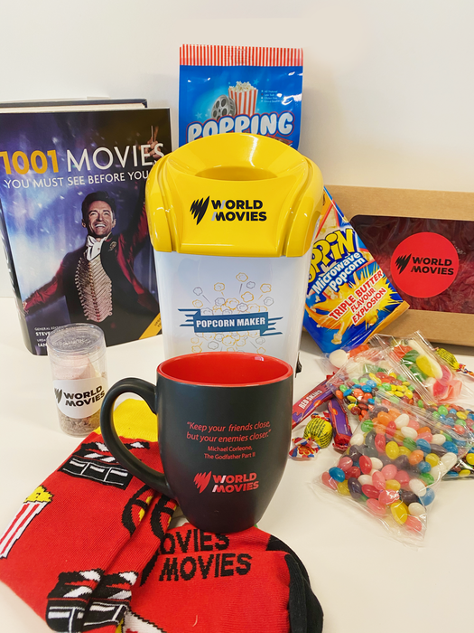 SBS World Movies Prize Pack
