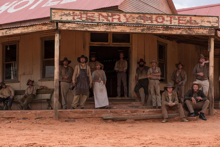 Warwick Thornton's Sweet Country