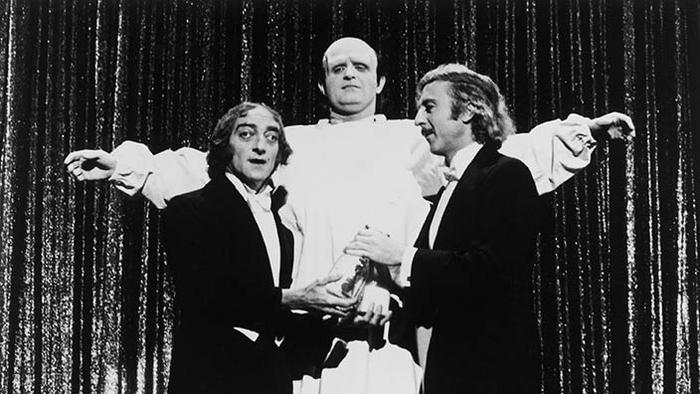 is young frankenstein the funniest movie ever made