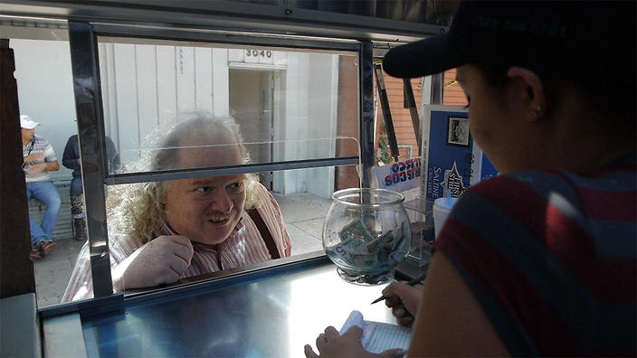 Jonathan Gold in City of Gold
