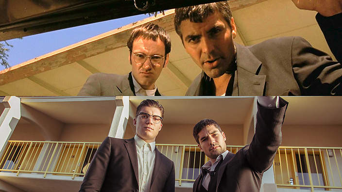 how does from dusk till dawn the series compare to the movie