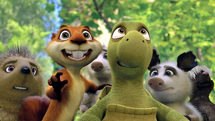 over the hedge review sbs movies
