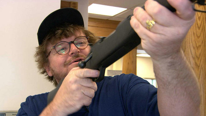 Bowling for Columbine - review