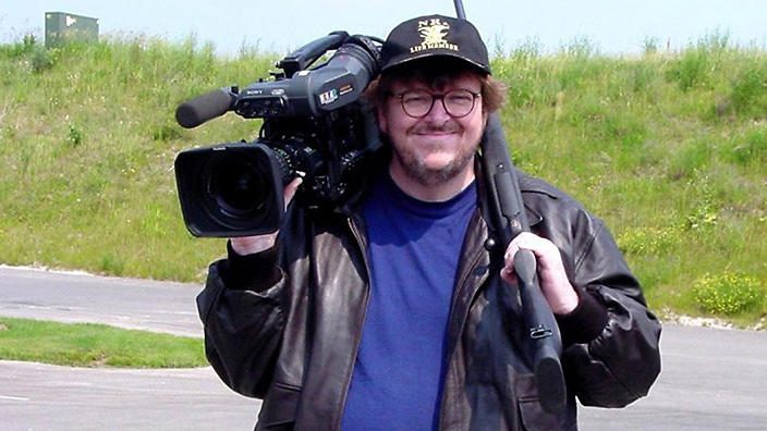 the film bowling for columbine explores Provocative documentary filmmaker michael moore explores all of that and a great deal more in his latest film, bowling for columbine.