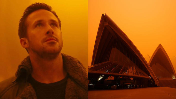 Roger Deakins on the Sydney connection to 'Blade Runner 2049