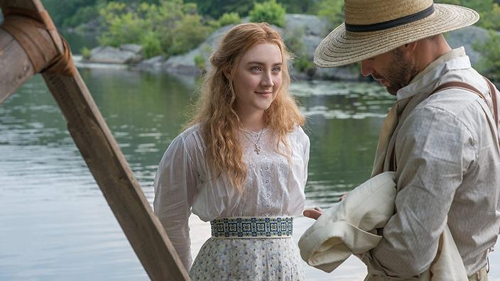 The Seagull' trailer: Saoirse Ronan and Elisabeth Moss