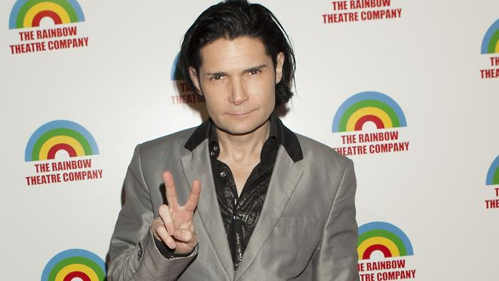"Corey Feldman would ""love to name names"" about sex abuse in"