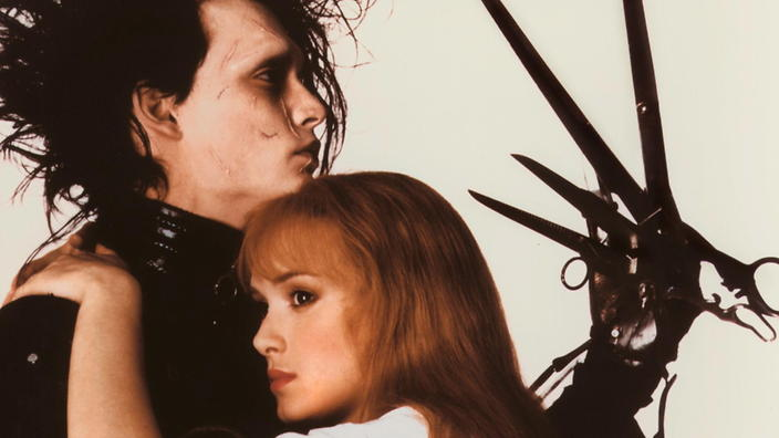 Edward Scissorhands At 25 From Box Office Misfire To Cinema Classic Movie News Sbs Movies