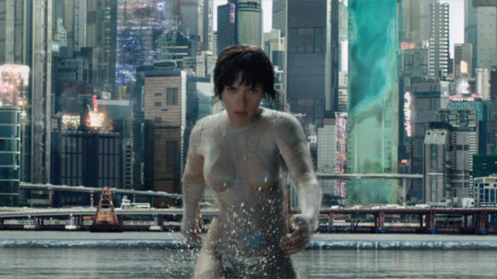 First 'Ghost in the Shell' Live-Action Trailer Teaser Arrives