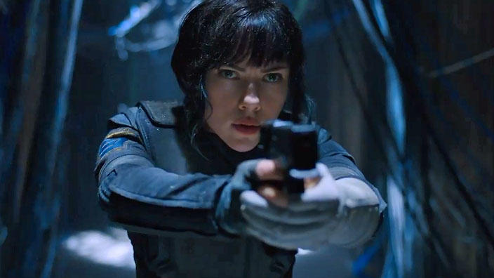 Ghost In The Shell 2017 Movie News Sbs Movies