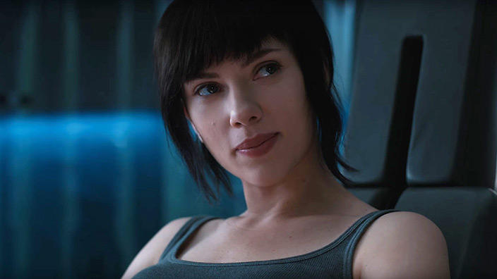 Ghost In The Shell Review Anime Adaptation Is All Shell No Ghost Sbs Movies