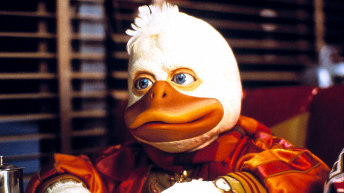 English Short Essays Howard The Duck The Film Marvel Is Too Embarrassed To Talk About  Movie  News  Sbs Movies Compare And Contrast Essay Papers also What Is A Thesis Statement In A Essay Howard The Duck The Film Marvel Is Too Embarrassed To Talk About  Locavore Synthesis Essay