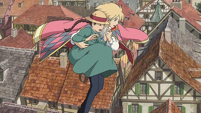 Howl's Moving Castle review: A wonderful animation and not from ...