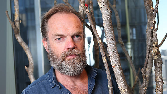 this  u0026 that  double dose of hugo weaving