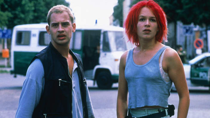 movie review run lola run Run lola run the film explores the events that fate alone controls and displays the constant what if's that occur every moment and that can easily change the.