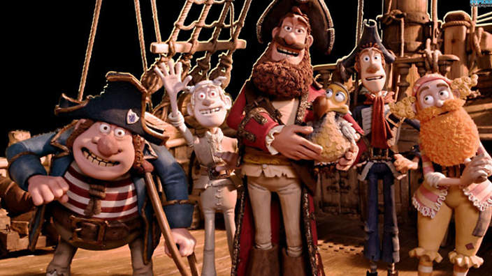 The Pirates Band Of Misfits 3d Movie Trailer News Cast Interviews Sbs Movies