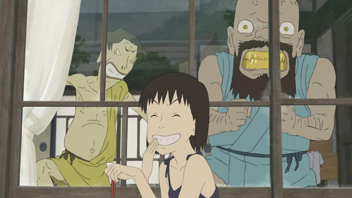 Image Result For A Letter To Momo Full Movie Japanese