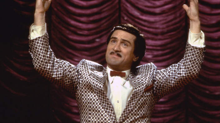 Image result for robert de niro the king of comedy