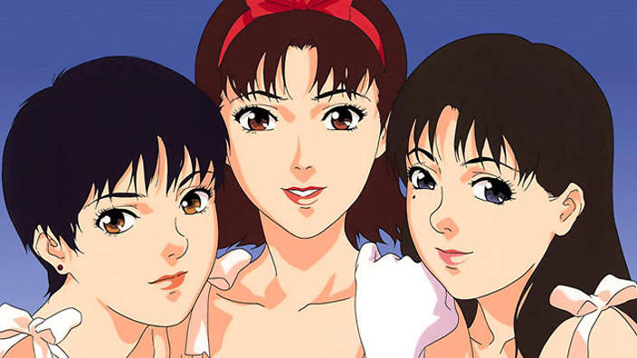 The Color Of Illusion Is Perfect Blue Nbsp Sbs Movies