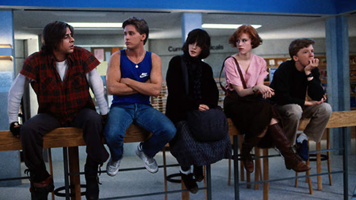 essay on the breakfast club movie The breakfast club was directed analysis of the breakfast club english literature essay each of these students in the beginning of the movie seemingly.