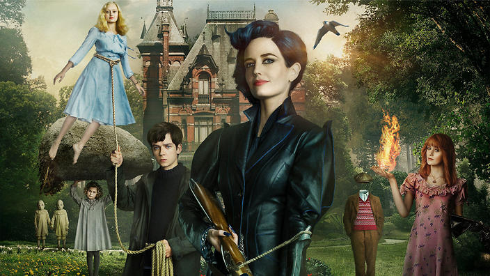 Miss Peregrine S Home For Peculiar Children Review Tim Burton