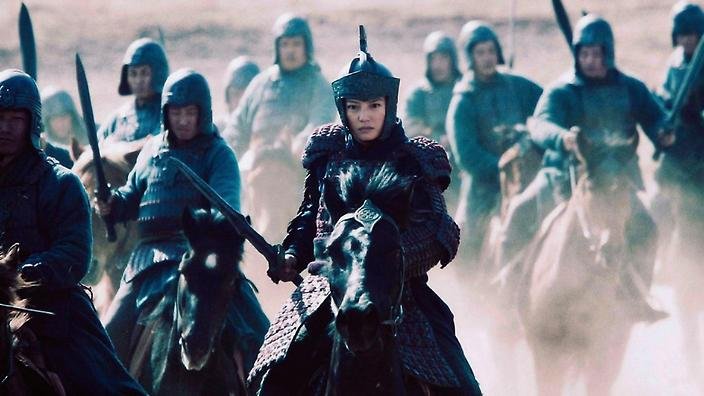 Mulan: Rise of a Warrior | Movie Trailer, News, Cast
