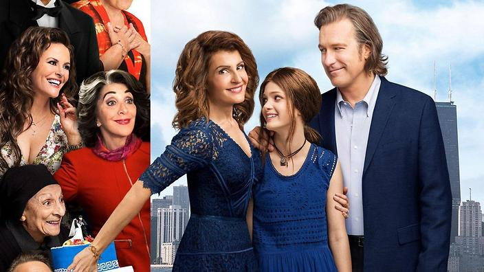 My Big Fat Greek Wedding 2.My Big Fat Greek Wedding 2 Review A Surprise Sequel With No