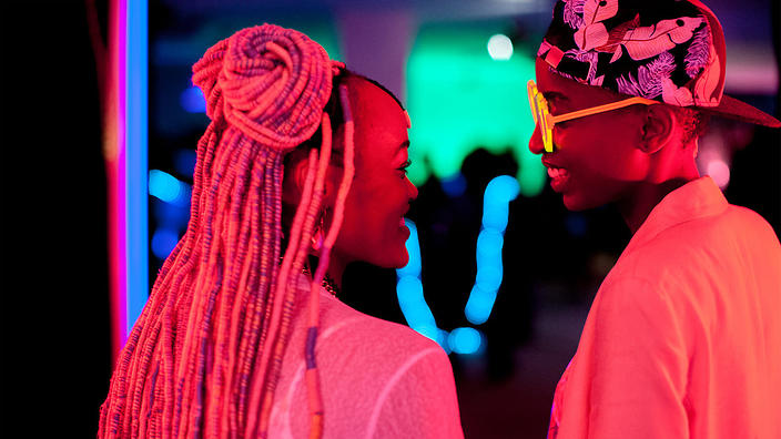 Rafiki' tells a candy-coloured tale of love - SBS World Movies