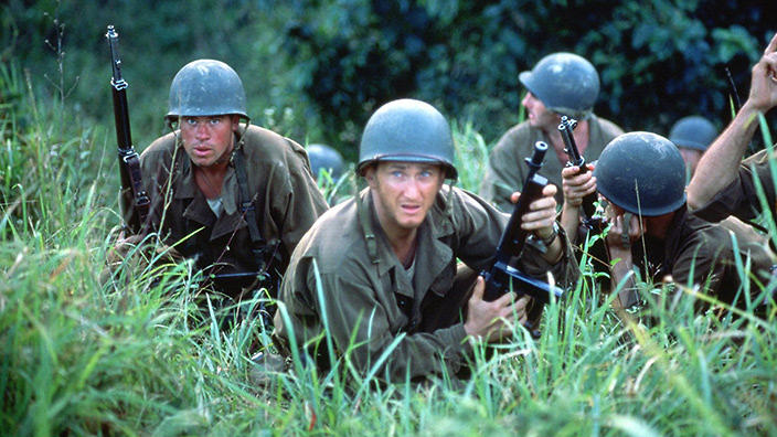 Why 'The Thin Red Line' is the only movie I watch again and
