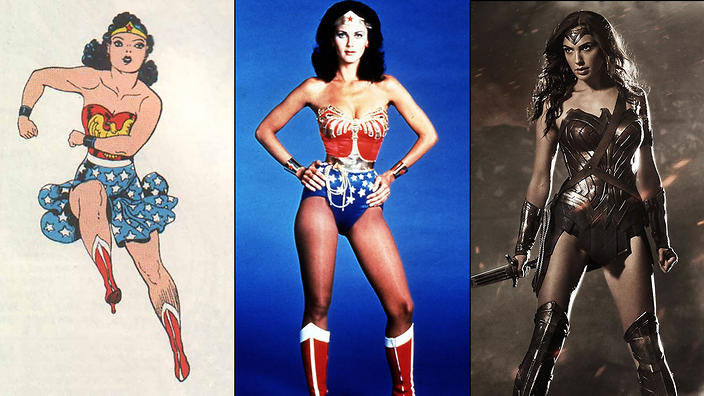 885ad386 Wonder Woman at 75: How the superhero icon inspired a generation of  feminists