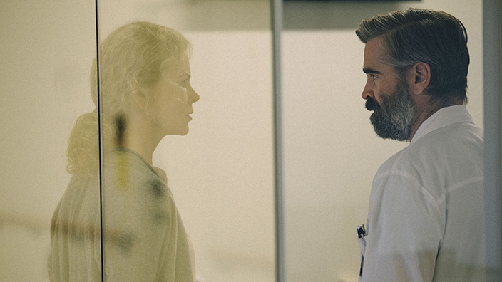 The Killing of a Sacred Deer' review: Masterfully