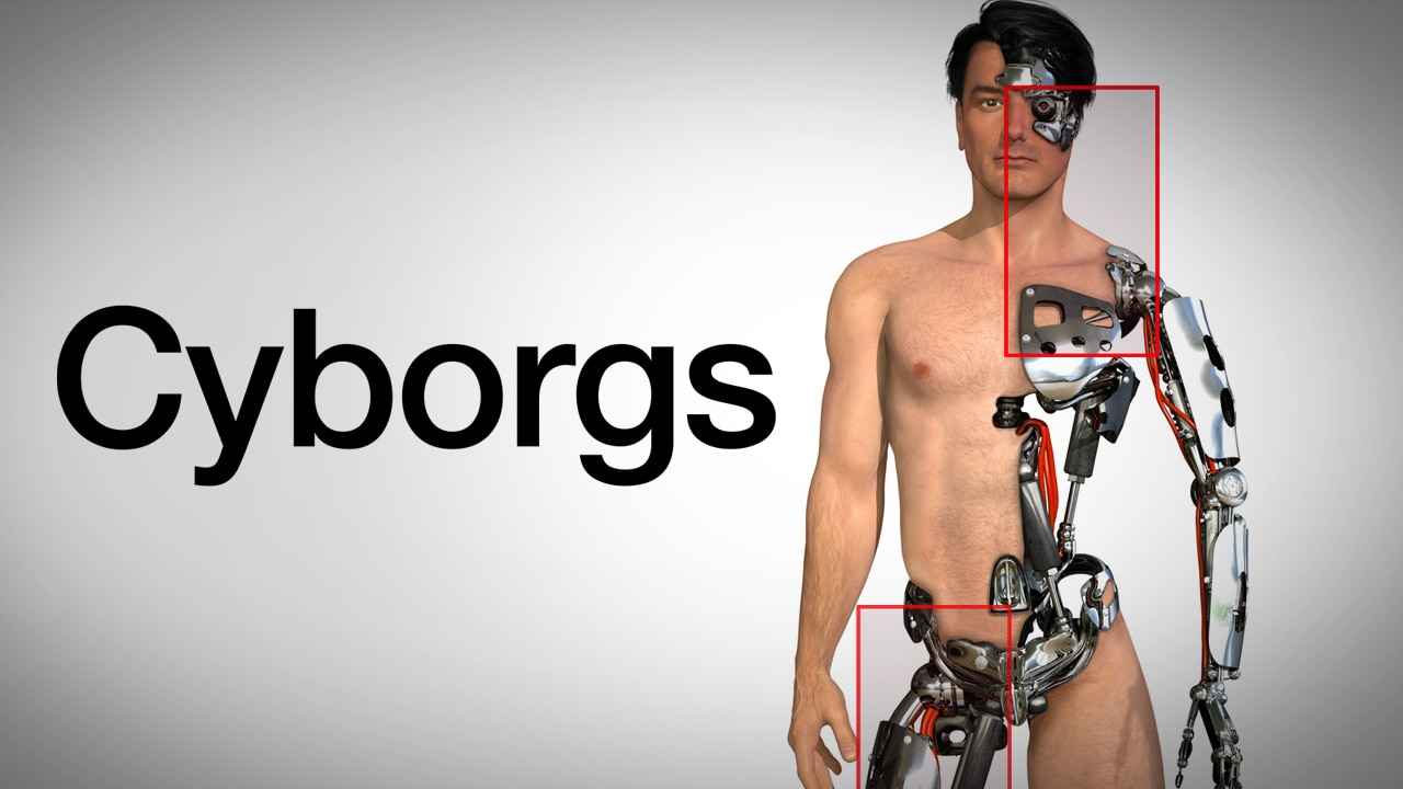 how to make yourself a cyborg