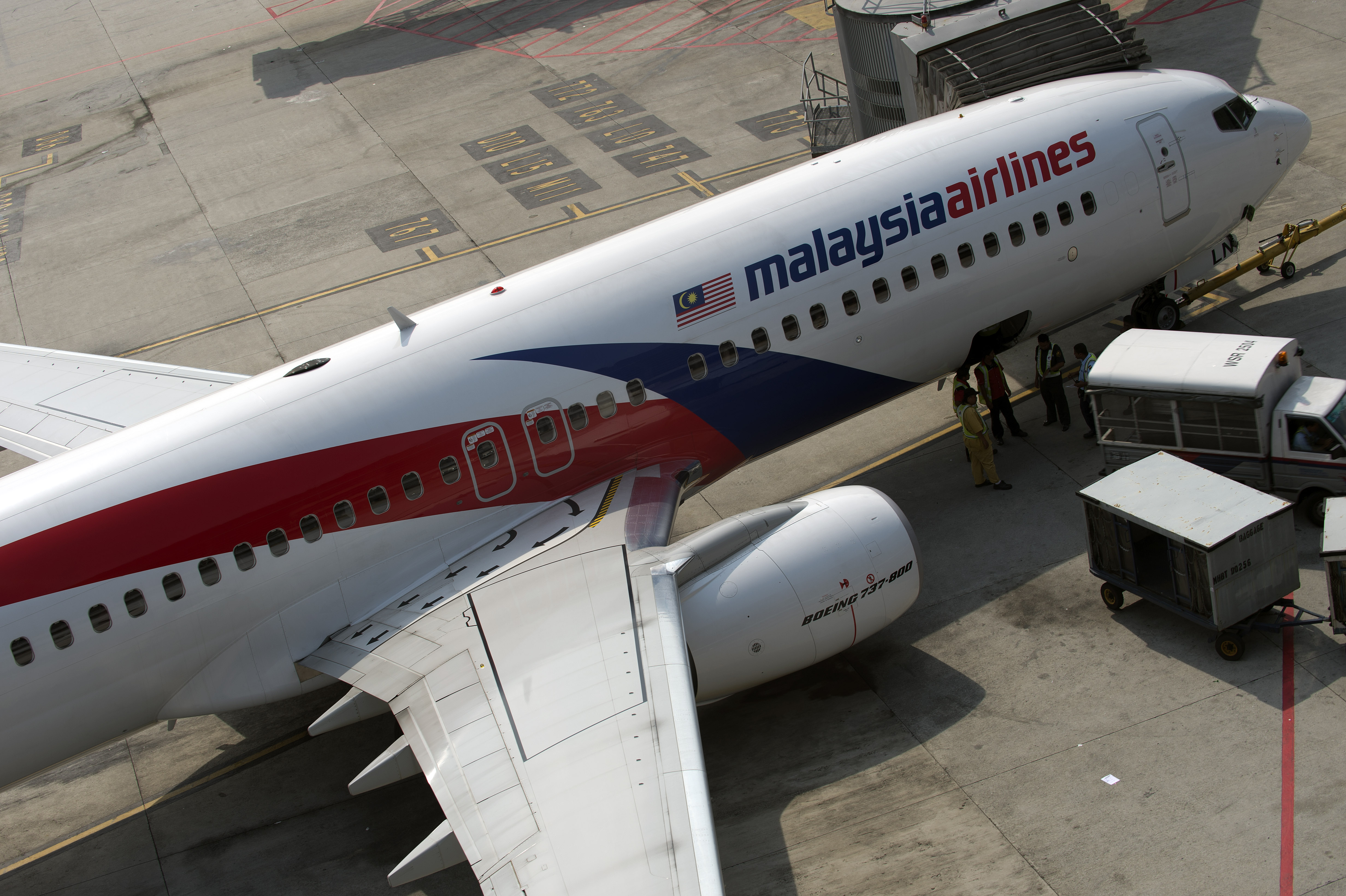Malaysia airlines business plan