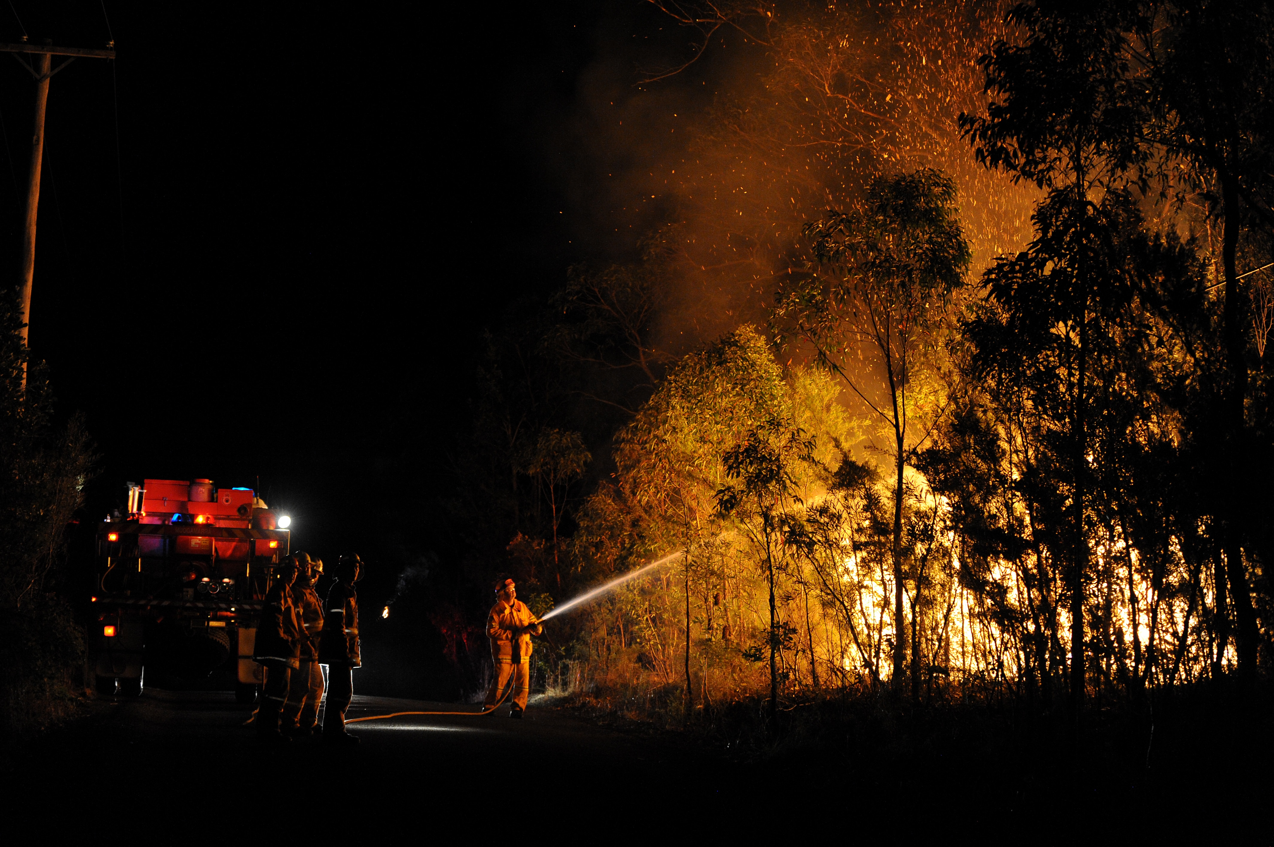 nsw fires - photo #17