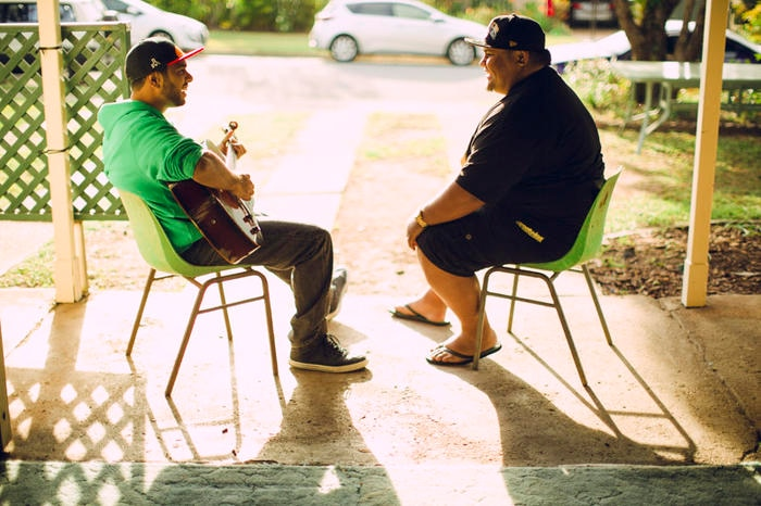 Mad Mike and Junior, The Logan Project, SBS.