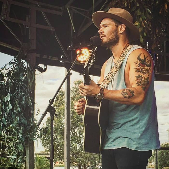 """Yorta Yorta man Benny Walker, recently crowned the """"Aboriginal Act of the Year"""" by MusicVictoria will be performing at Walking With Spirits"""