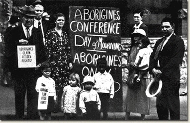Day of Mourning 1938
