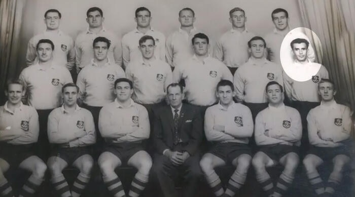 Rugby Union 1962 team