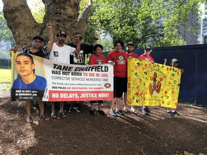 The Chatfied and Dungay families say they are still seeking justice after the deaths in custody of Tane Chatfield and David Dungay.