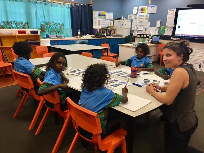 Lurra Language and Culture Centre in Maningrida in Arnhem Land is running Indigenous cultural induction programs to try and retain new teachers at Maningrida College.