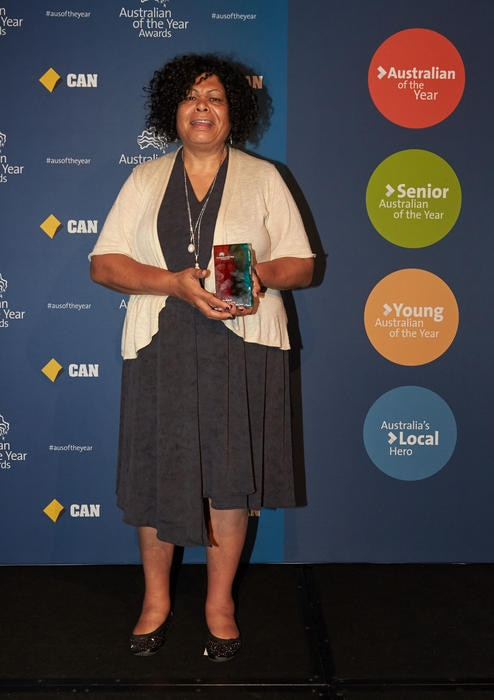 Australian Of The Year Awards 2017 Northern Territory. 2 November 2016. Photo Shane Eecen