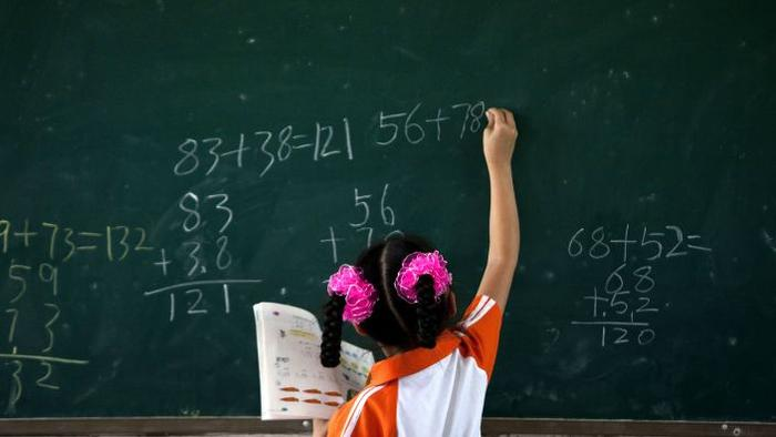 Race in math classrooms